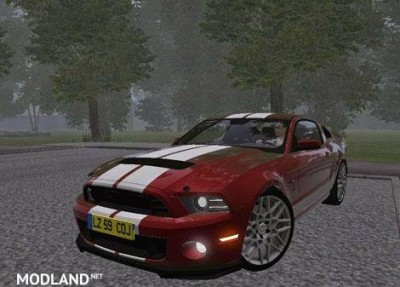 Ford Mustang Shelby GT500 2013 Car [1.4], 1 photo