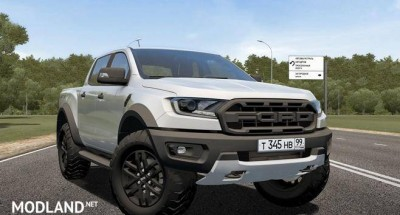 Ford Ranger Raptor 2019 [1.5.8]