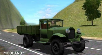 Gaz AA Truck [1.4.1], 1 photo