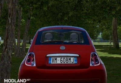 Italy improved License Plate [1.4.1], 1 photo