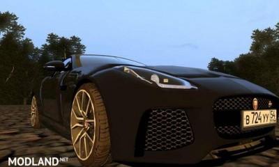 Jaguar F-Type SVR 2016 [1.5.2], 1 photo