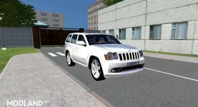 Jeep Grand Cherokee SRT-8 2009 Car [1.4.1], 1 photo
