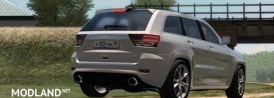 Jeep Grand Cherokee SRT8 [1.3.2], 1 photo