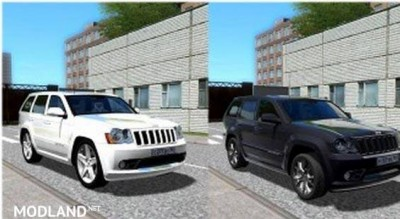 Jeep Grand Cherokee SRT8 2008 Car [1.4.1], 1 photo