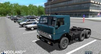 KAMAZ 54112 Truck [1.4], 1 photo