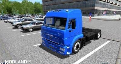 KamAZ 5460 Restayling Truck Download, 1 photo