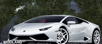 Lamborghini Huracan LP-610 Car [1.4.1], 1 photo