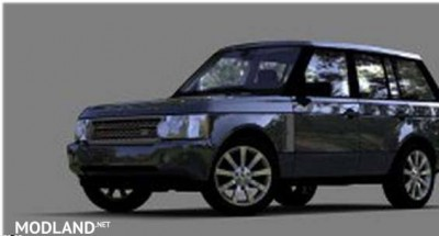 Land Rover Range Rover Supercharged Car [1.4.1] - Direct Download image