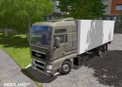 Man TGS Truck [1.4], 2 photo
