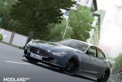 Maserati Ghibli [1.5.2], 1 photo
