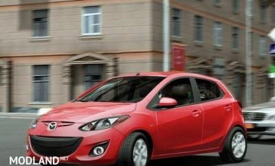 Mazda 2 Car [1.4.1]