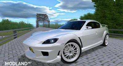Mazda RX8 – 1.2.5, 1 photo
