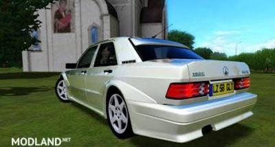 Mercedes 190E  – 1.2.5
