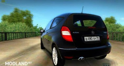 Mercedes-Benz A200 Turbo Coupe – 1.2.2, 3 photo