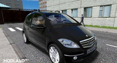 Mercedes-Benz A200 Turbo Coupe [1.5.1], 1 photo