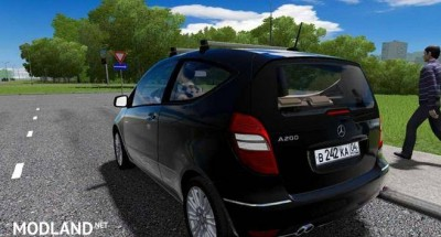 Mercedes-Benz A200 Turbo Coupe [1.5.1], 3 photo