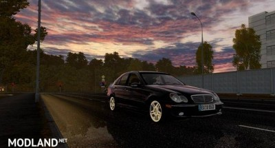 Mercedes-Benz C32 AMG [1.5.3], 1 photo