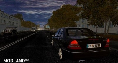 Mercedes-Benz C32 AMG [1.5.3], 3 photo