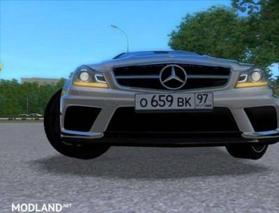 Mercedes-Benz C63 AMG 1.3, 1 photo