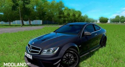 Mercedes-Benz C63 AMG [1.5.5], 1 photo