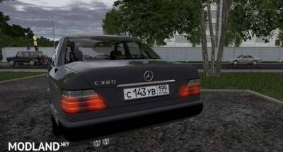 Mercedes-Benz E320 [1.5.2], 3 photo