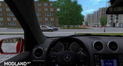 Mercedes Benz ML63 AMG Car [1 4] mod City Car Driving