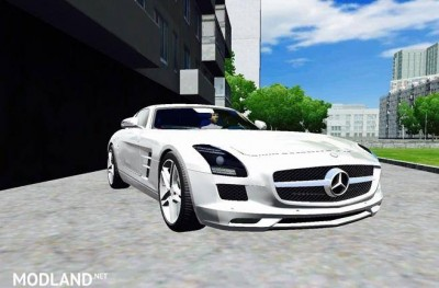 Mercedes-Benz SLS AMG [1.5.1], 1 photo