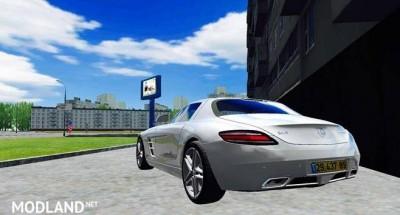 Mercedes-Benz SLS AMG [1.5.1], 3 photo