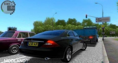 Mercedes CLS 500 W219 Car [1.4.1], 2 photo