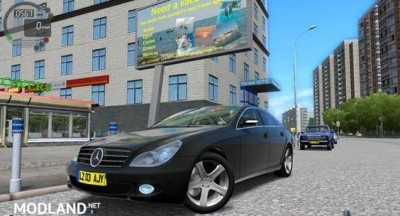 Mercedes CLS 500 W219 Car [1.4.1], 1 photo