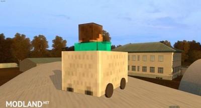 Minecraft Minecart Mod [1.5.2], 1 photo
