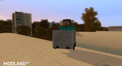 Minecraft Minecart Mod [1.5.2], 4 photo
