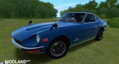 Downloading Nissan Fairlady Z 432 Car [1 4]