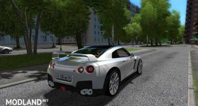 Nissan GT-R [1.5.2 ], 2 photo