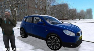 Nissan Qashqai Car [1.4], 2 photo