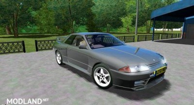 Nissan Skyline GT-R32 Car [1.4], 2 photo