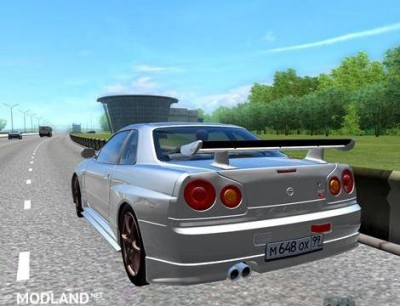 Nissan Skyline GTR V Spec II 34 1.3.2, 2 photo