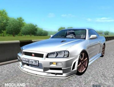 Nissan Skyline GTR V Spec II 34 1.3.2, 1 photo