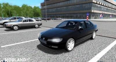 Peugeot 406 Car Download [1.4], 2 photo