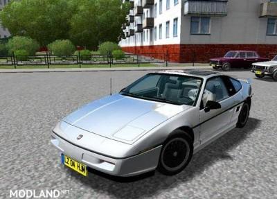 Pontiac Fiero GT 1988 Car [1.4.1], 1 photo