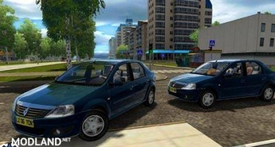 Renault Logan Car [1.4], 1 photo