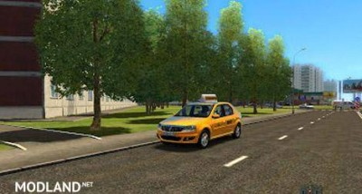 Renault Logan Taxi – 1.2.2, 2 photo