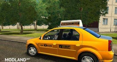 Renault Logan Taxi – 1.2.2, 3 photo