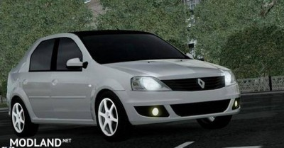 Renault Logan Tuner Car [1.4.1], 1 photo