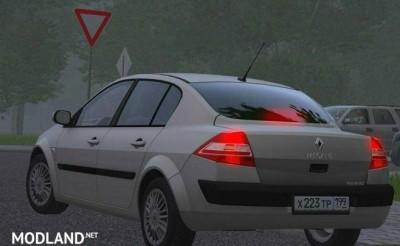 Renault Megane 2.0i [1.5.2], 3 photo
