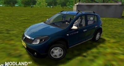 Renault Sandero Stepway Car [1.4]