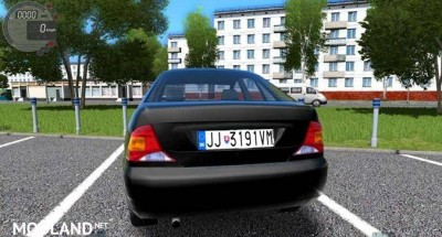 Slovakia License Plate Mod [1.5.1], 1 photo