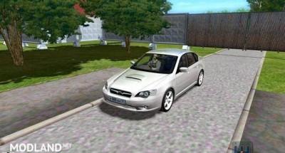 Subaru Legacy B4 2.0 GT 2005 Car [1.4], 1 photo