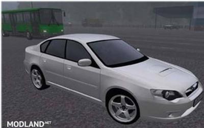 Subaru Legacy B4 Car [1.4.1]