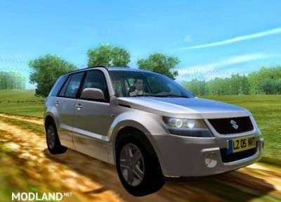 Suzuki Grand Vitara Car [1.4], 1 photo